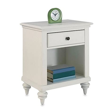 bed bath and beyond nightstand home styles bermuda nightstand bed bath beyond