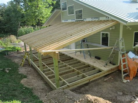 shed roof shed roof addition to house shed roof addition framing