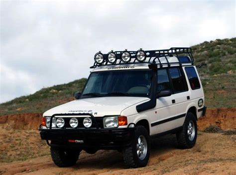 Discovery Roof Rack by Land Rover Discovery Roof Rack By Bajarack Br Lrd 0