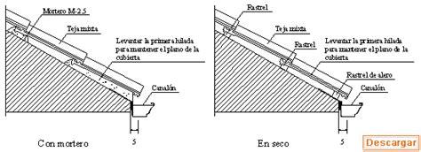 cornisa francesa manual para el dise 241 o y ejecucu 243 n de cubiertas de teja