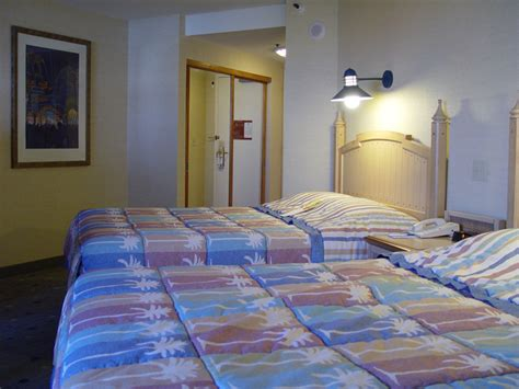 Paradise Pier Hotel Rooms by Room Standard 011