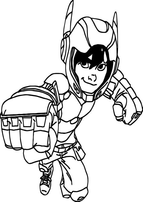 coloring pages for big hero 6 big hero 6 coloring pages wecoloringpage