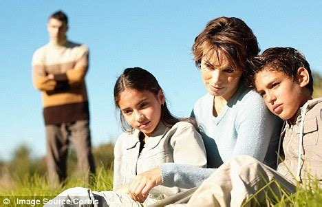 third of children never see dad after a divorce daily