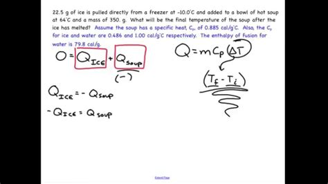 How Can Formula Stay Out At Room Temperature by Calculating Equilibrium Temperature That Includes A Phase