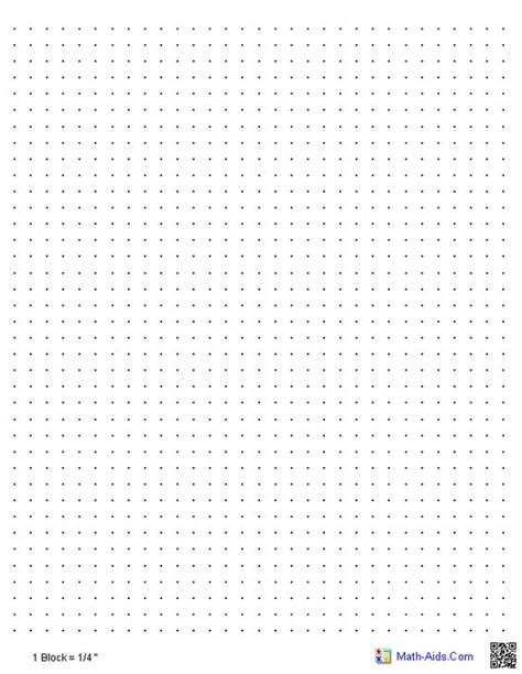 pattern tracing paper with grid dot graph paper a useful practice tool for dot grid based