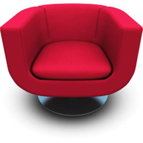 magenta seat icon modern chairs iconset archigraphs