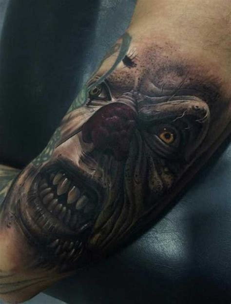 best 25 scary tattoos ideas on pinterest