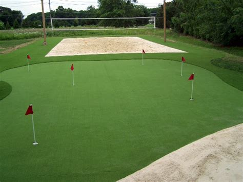 Artificial Grass New York City, New York. Putting Greens