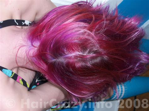 raw hair coloring tips raw hair color in deep purple forums haircrazy com