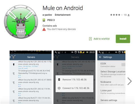 emule giardini emule per android scarica con tablet cellulare viziato it