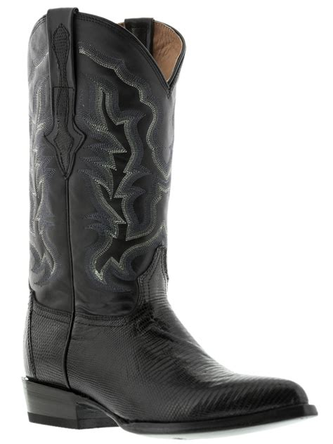 mens black cowboy boots 100 mens black all real lizard armadillo skin leather western