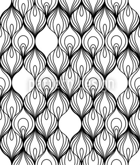 african pattern black and white african filaments black and white repeating pattern