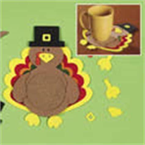 thanksgiving craft kits for thanksgiving crafts turkey coaster craft kit