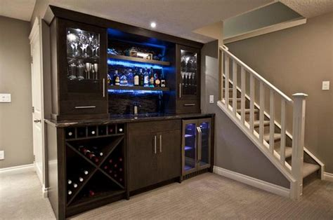 simple basement bar turn your basement into a bar 20 inspiring designs that