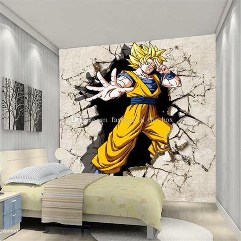 dragon ball photo wallpaper 3d anime wall mural custom personalized custom photo wallpaper dragon ball wallpaper
