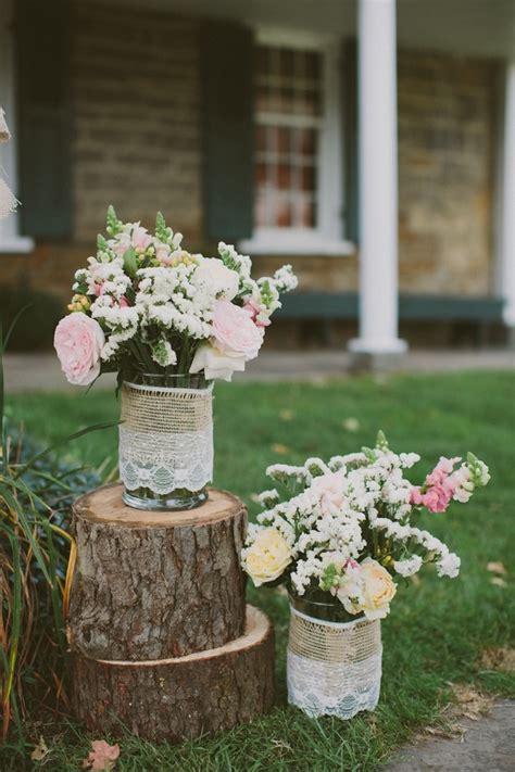 diy rustic wedding centerpieces breathtaking diy barn wedding by rowland photography