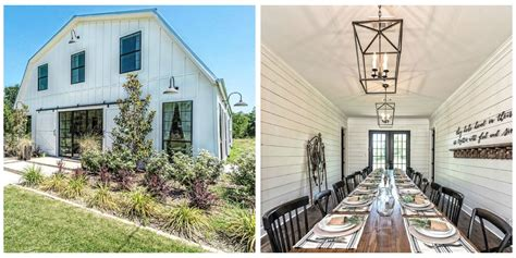 Joanna Gaines Home Design Tips by This Barndominium From Fixer Upper Is Now Available To