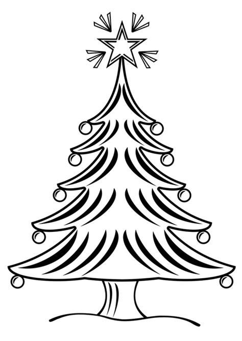 malvorlage weihnachtsbaum ausmalbild 28164