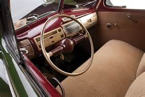 interior 1940 ford v8 deluxe 5 window coupe 01a 77b
