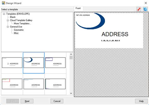 software to make print labels envelopes and postcards