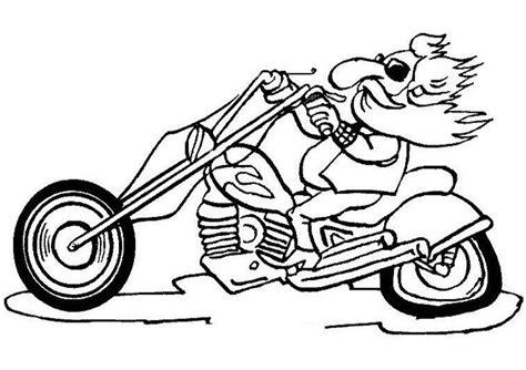 Motorrad Bilder Zeichnungen by Motorrad Ausmalbilder 05 Ausmalbilder