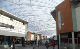 Canopy Shopping Etfe Canopy Ayr Central Shopping Centre Architen Landrell