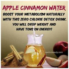Apple Cinnamon Detox Water Side Effects by Reduce Belly Bloat With This Flat Belly Tea Recipe Apple