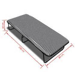 materasso 190x80 articoli per letto pieghevole con materasso 190 x 80 x 40