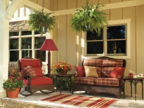 Porch Furniture Ideas by 3 Simple Ways To Perfect Your Porch
