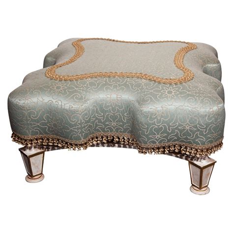 french style ottoman french empire style ottoman crazy for ottomans pinterest
