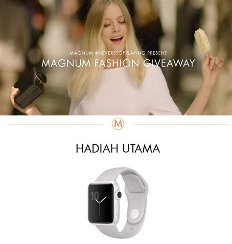 Apple Watch Giveaway 2017 - fashion collection
