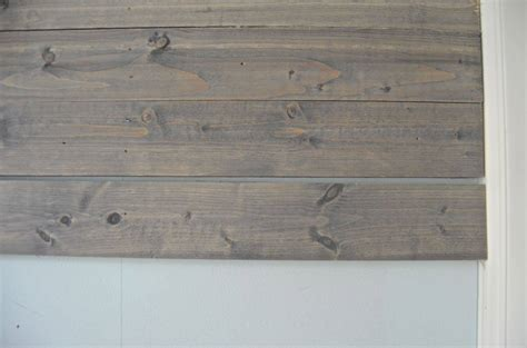 fake  reclaimed wood plank wall
