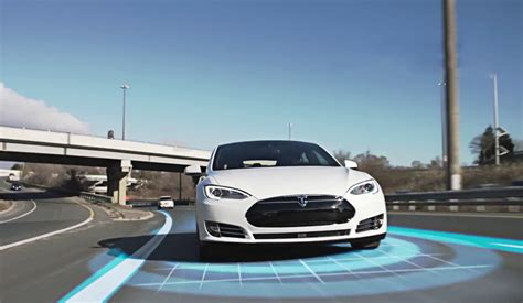Tesla Model S Autonomy Tesla Nın Autopilot Kazası