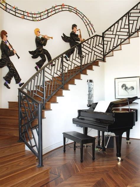 Stair Riser Decor by Decorating Stair Risers Design Books Worth Reading