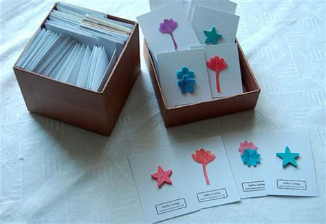 The Handmade Card Company - handmade business cards best business card inspiration