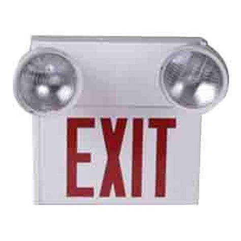 cooper lighting exit signs emergi lite elxn400r 2sq elx400 sq series led exit and
