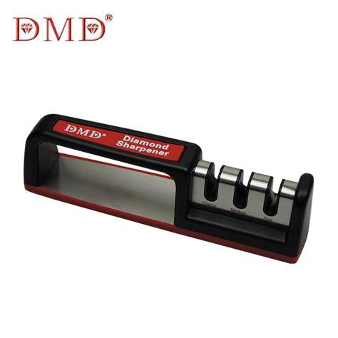 rod sharpener dmd three stage carbide ceramic kitchen knife