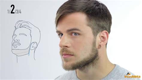 corte de barbas corte de barba y lineas definidas er gd60