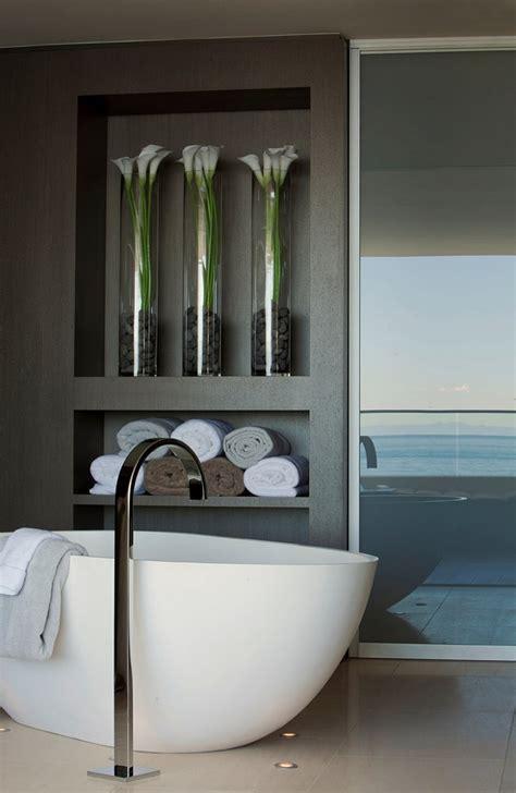 bathroom towel arrangements incredible beach house in california brings the ocean indoors