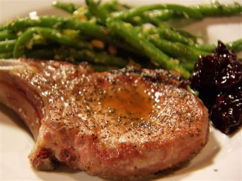 ina garten lamb chops pork barefoot contessa and chops recipe on pinterest