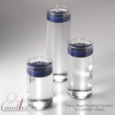Cylinder Vases With Floating Candles by 36 Glass Cylinder Vases 36 Floating Candle 3 Quot Wedding