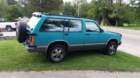 1992 gmc jimmy sle sport utility 4 door 4 3l 2nd owner low miles classic gmc jimmy 1992 for sale