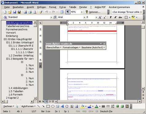 Word Vorlage Dateiendung Diplom Vorlage Verwenden Diplom Reader Holger Matthes