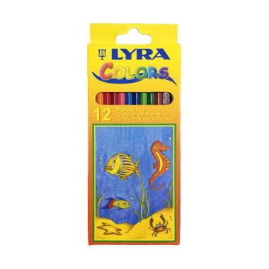 Lyra Ferby Lacquered Color Pencil 36 Colors 3723360 lyra blibli