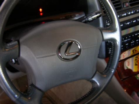 lexus steering wheel logo steering wheel emblem clublexus lexus forum discussion