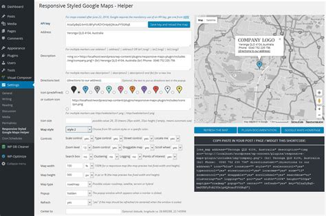 Responsive Styled Maps Plugin V4 3 responsive styled maps plugin by greenline codecanyon