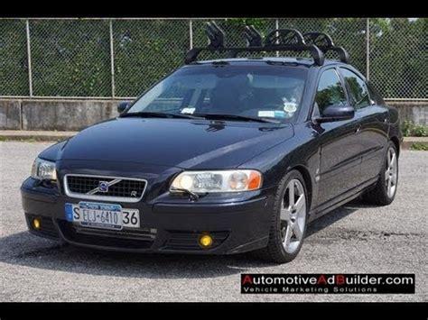volvo sr awd hp sedan  design youtube