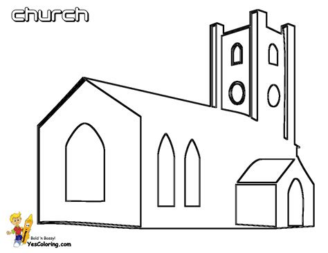 christian coloring pages for 2 year olds church colouring pages