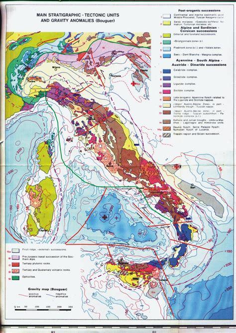 dell adriat geologia dell italia e mediterraneo