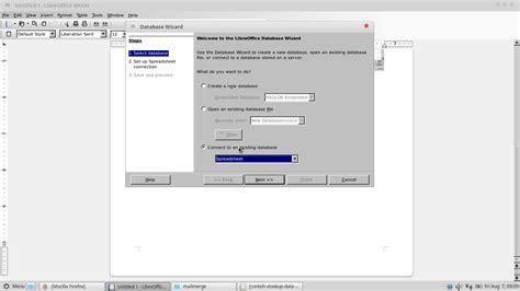 membuat mail merge libreoffice laskar komik cara membuat mailmerge pada libreoffice